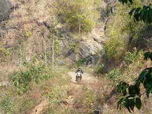 Ha Giang motorcycle expedition, second itinerary
