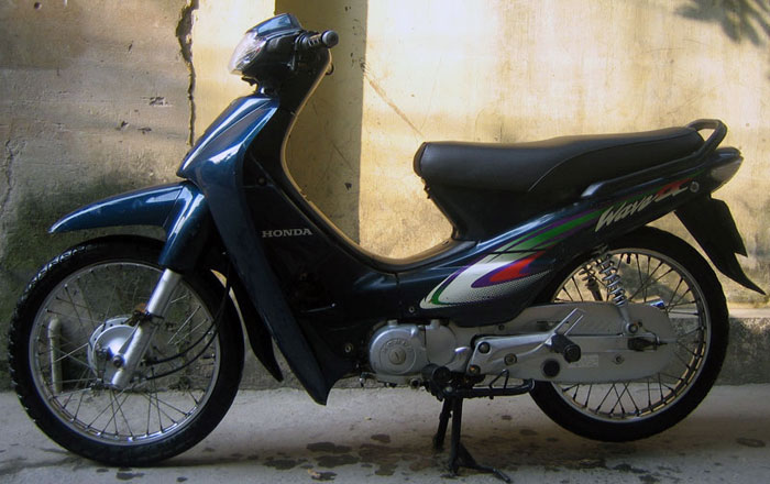 Second hand moped 14