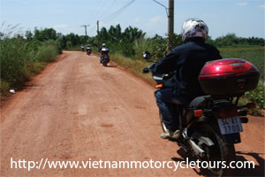 South Vietnam Motorbike Tours