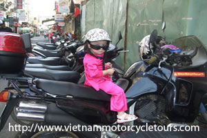 South Vietnam Motorcycle Adventures