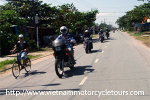 South Vietnam Motorcycle Holidays