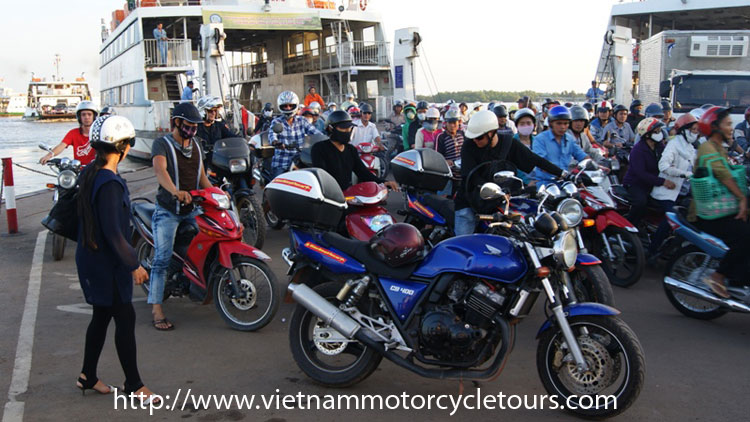Vietnam Motorcycle Tours Partner
