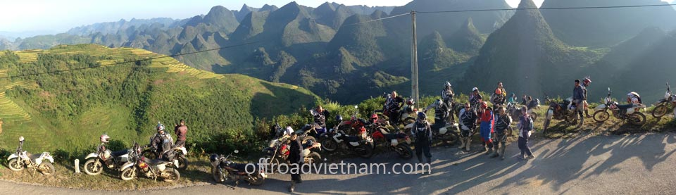 Based in Hanoi, Offroad Vietnam offers professional Vietnam motorcycle tours, fantastic Vietnam motorbike tours and exciting Hanoi scooter adventures and rentals. All motorcycle tours start from Hanoi. Discover this adorable country first hand now!