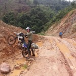 That Khe, Cao Bang province on a Vietnam dirt bike tour