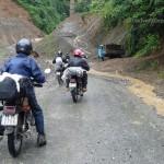 Dirt biking through Northwest Vietnam