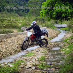 Riding off-road requires good bikes and experience.