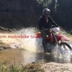 Moc Chau dirt bike tours in Vietnam