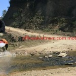 Moc Chau off road motorcycle tours in Vietnam